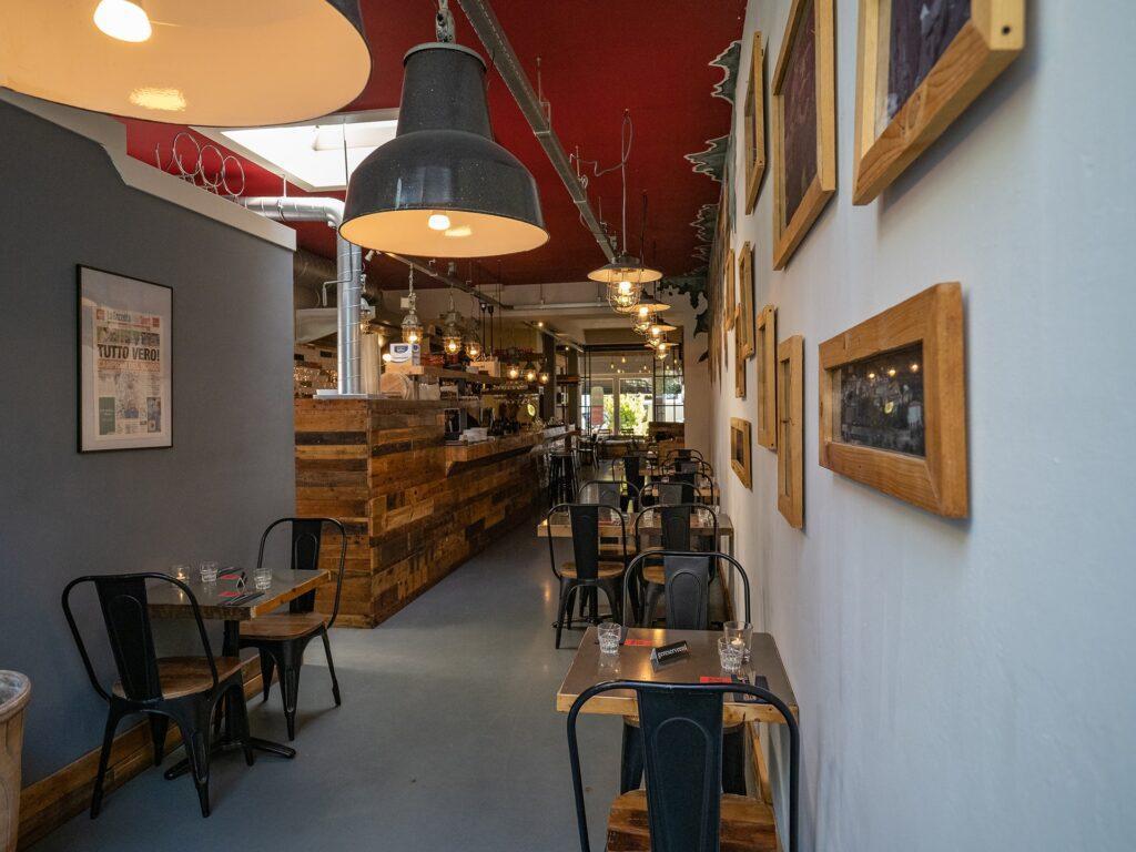 Gallizia Bar Interieur
