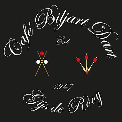 Logo Cafe Gijs De Rooy